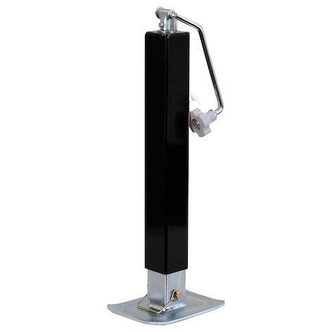 Buyers 0091310 - Top-Wind Square Drop-Foot Jack (26 Inch Travel)