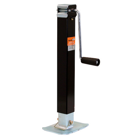 Buyers 0091340 - Side-Wind Square Drop-Foot Jack (26 Inch Travel)