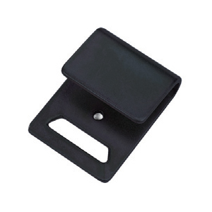 "KINEDYNE 1015 - 2"" Black Finish Square Flat Hook"