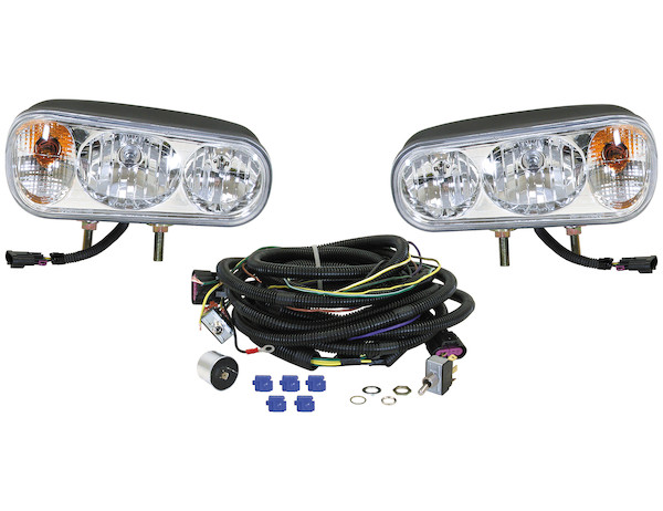 Buyers 1311100 - Universal Snowplow Light Kit