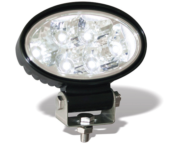 Buyers 1492113 - 5.5 Inch Wide Oval LED Flood Light