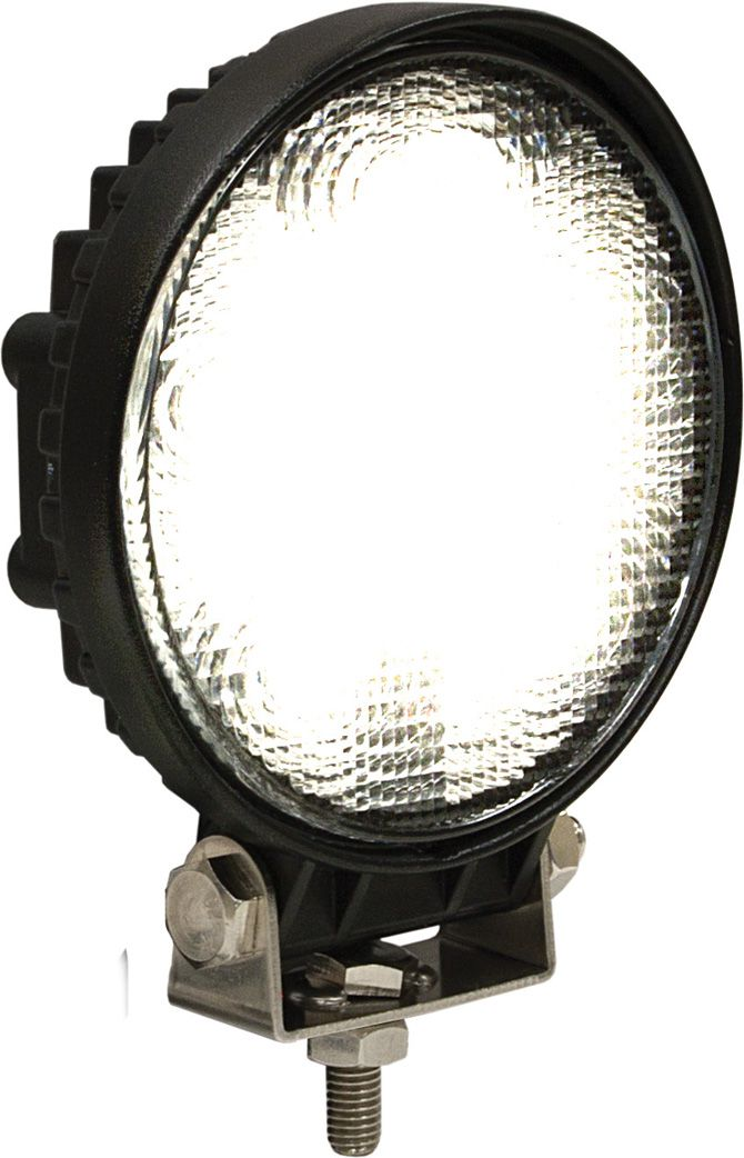 Buyers 1492115 - 4.5 Inch Wide Round LED Flood Light Series