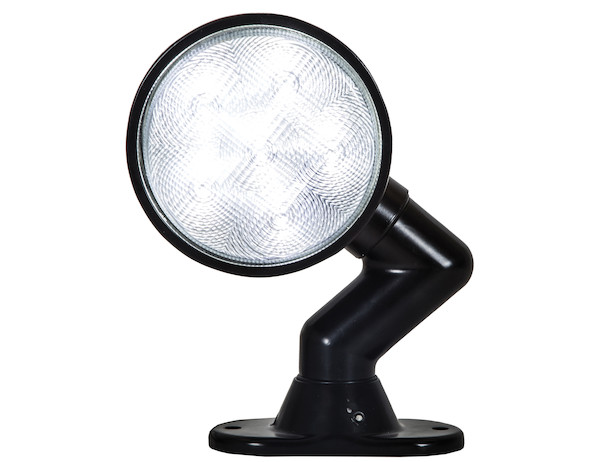 Buyers 1492125 - Articulating 5 Inch Wide Round LED Flood Light