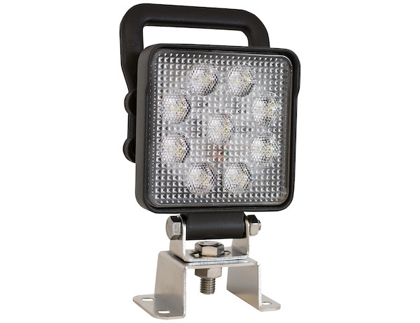 "4"" Square LED Flood Light (With Switch And Handle)"