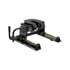 E16 5th Wheel Hitch with Roller - 16K Lbs. Capacity - 16516