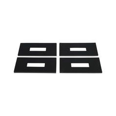 5th Wheel Rail Sound Dampening Pads (Packaged) - 16901