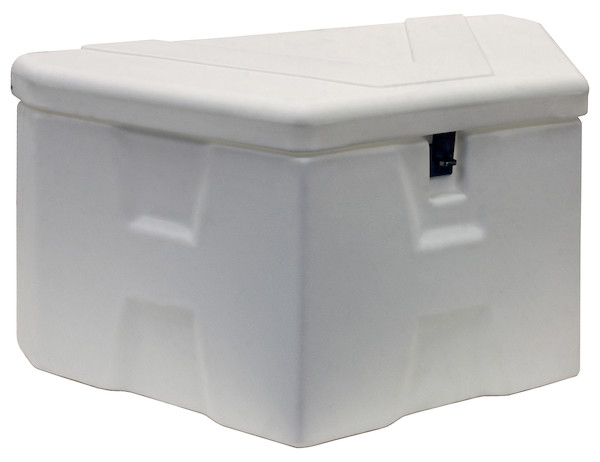 Buyers 1701679 - White Poly Trailer Tongue Truck Box Series