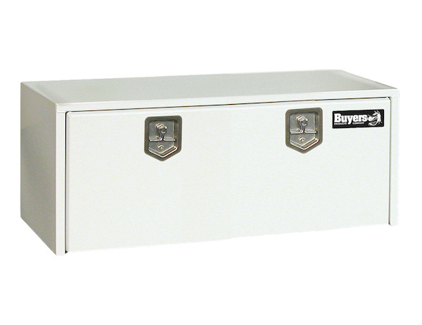 1702400 - White Steel Underbody Truck Box Series