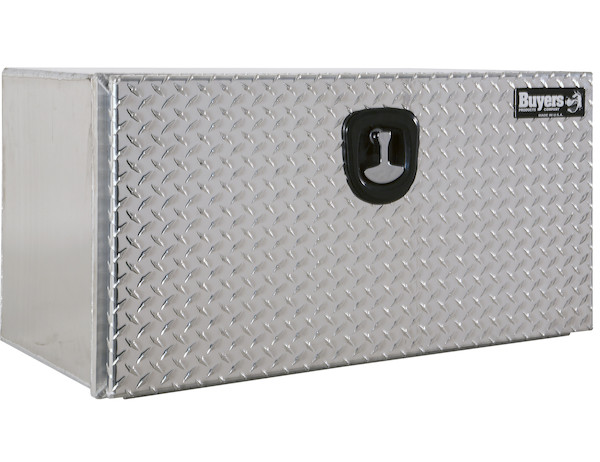 Buyers 1706500 - XD Smooth Aluminum Underbody Truck Box with Diamond Tread Door Series