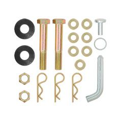 REPLACEMENT BOLT KIT FOR MV ROUND BAR WD HITCHES