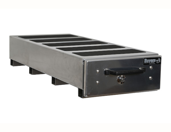 1718010 - Smooth Aluminum Slide Out Truck Bed Box Series