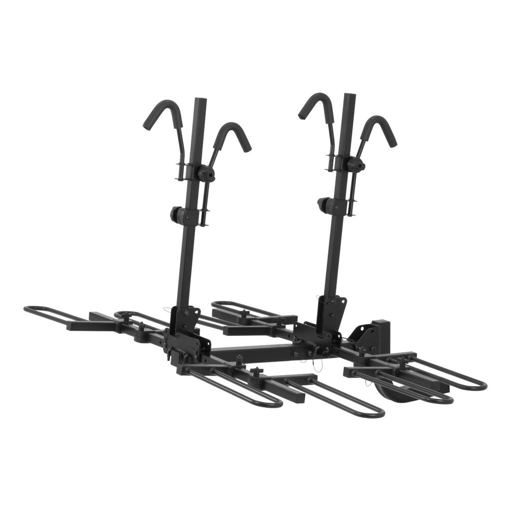 4 BIKE TRAY STYLE BIKE RACK