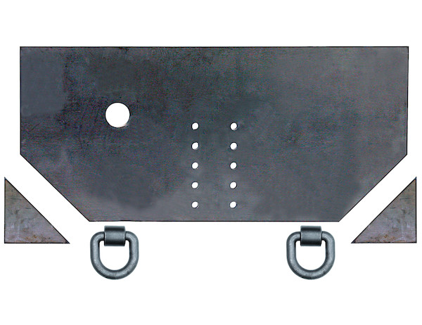 "Fabricators Hitch Plate (3/4"" x 34-1/2"" x 22-1/2"")"