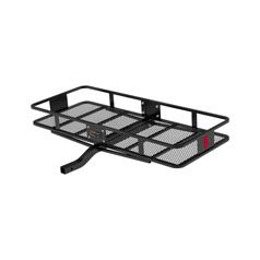 18152 - 60 Inch x 24 Inch Basket-Style Cargo Carrier (Fixed 2 Inch Shank)