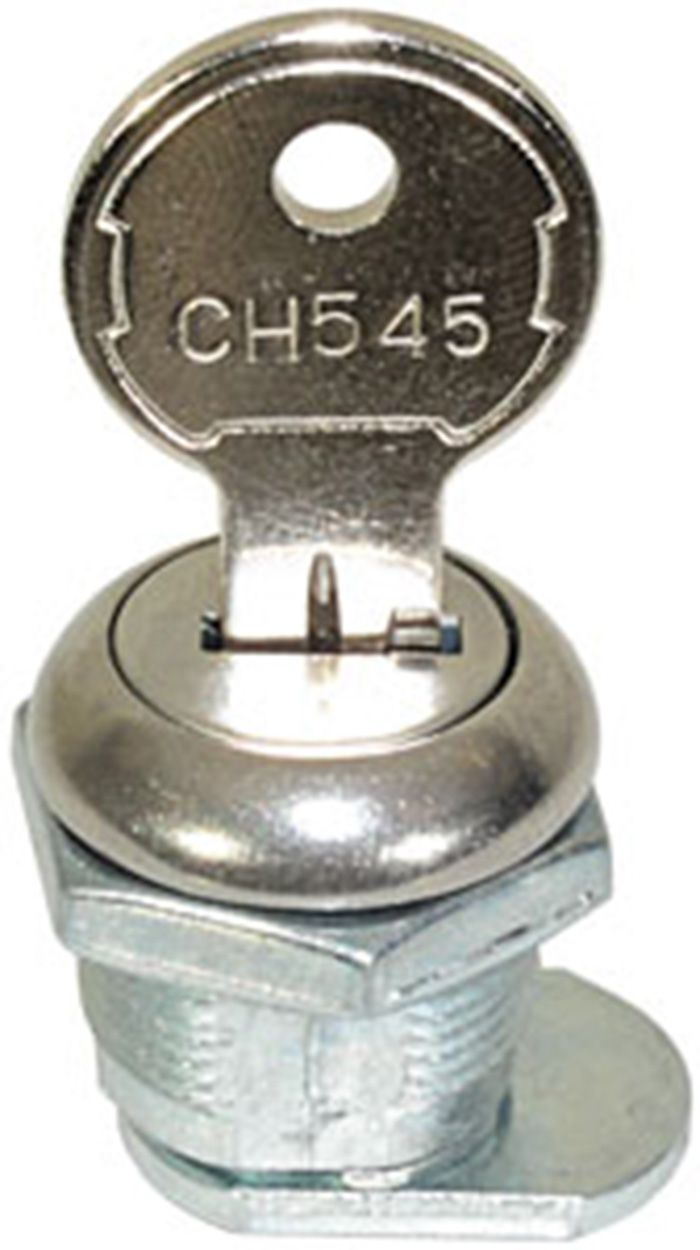 Buyers 19CH545 - Replacement Lock Cylinder with Key