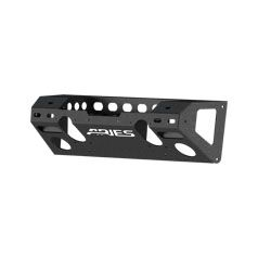 ARIES 2081001 - TrailChaser Jeep Front Bumper Center Section