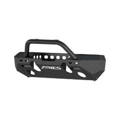 ARIES 2082050 - TrailChaser Jeep Front Bumper (Option 4)