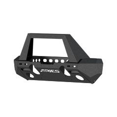 ARIES 2082051 - TrailChaser Jeep Front Bumper (Option 2)