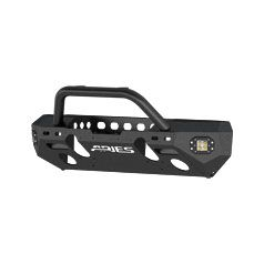 ARIES 2082058 - TrailChaser Jeep Front Bumper (Option 3)