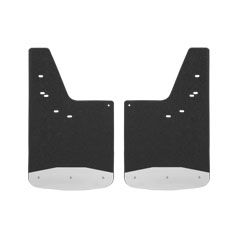 Luverne 250420 - Textured Rubber Mud Guards