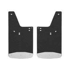 Luverne 250423 - Textured Rubber Mud Guards