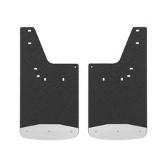 Luverne 250933 - Textured Rubber Mud Guards