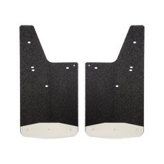 Luverne 251663 - Textured Rubber Mud Guards