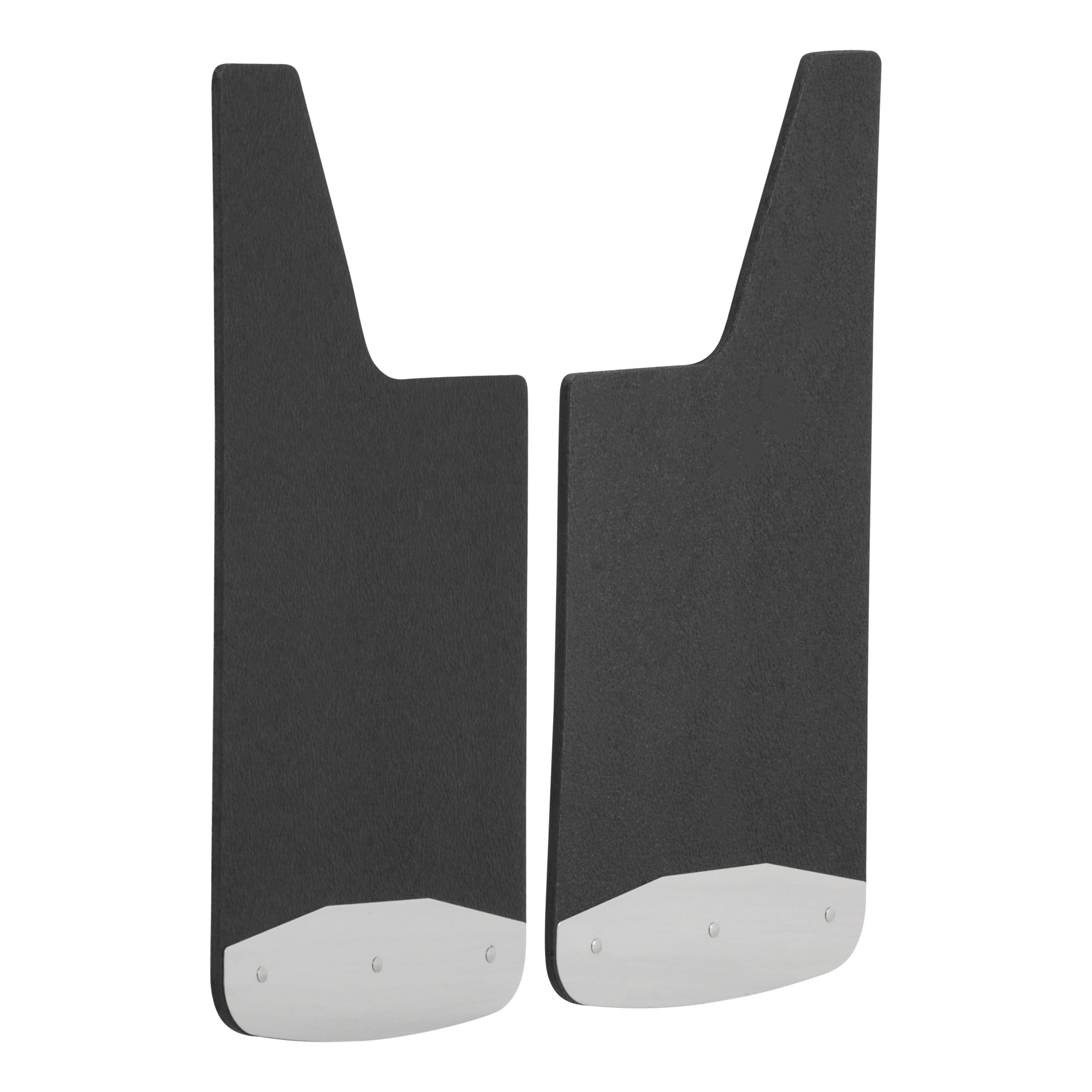 Luverne 251723 - Textured Rubber Mud Guards