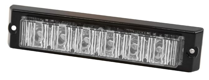 ECCO Lighting - Directional LED: Surface mount | 12-24VDC | 21 flash patterns | amber