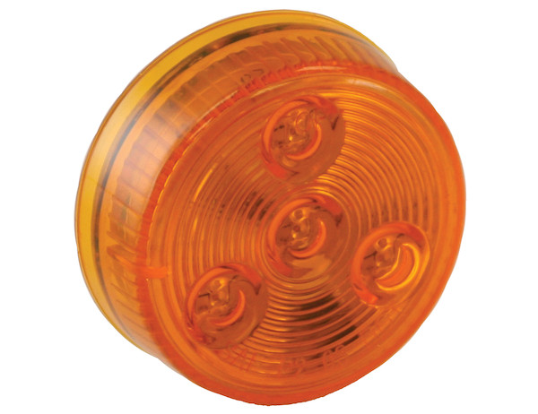 Buyers 5622254 - 2 Inch Round Marker|Clearance Light with 4 LEDs