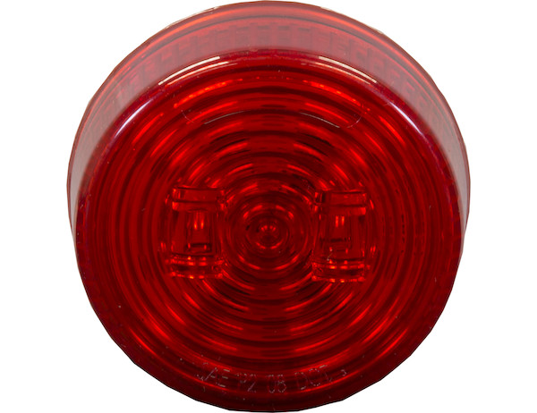 Buyers 5622512 - 2.5 Inch Round Marker Clearance Light with 2 LEDs