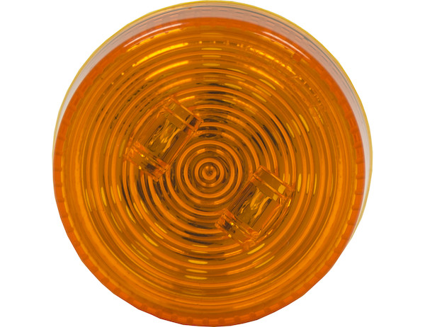 Buyers 5622522 - 2.5 Inch Round Marker Clearance Light with 2 LEDs