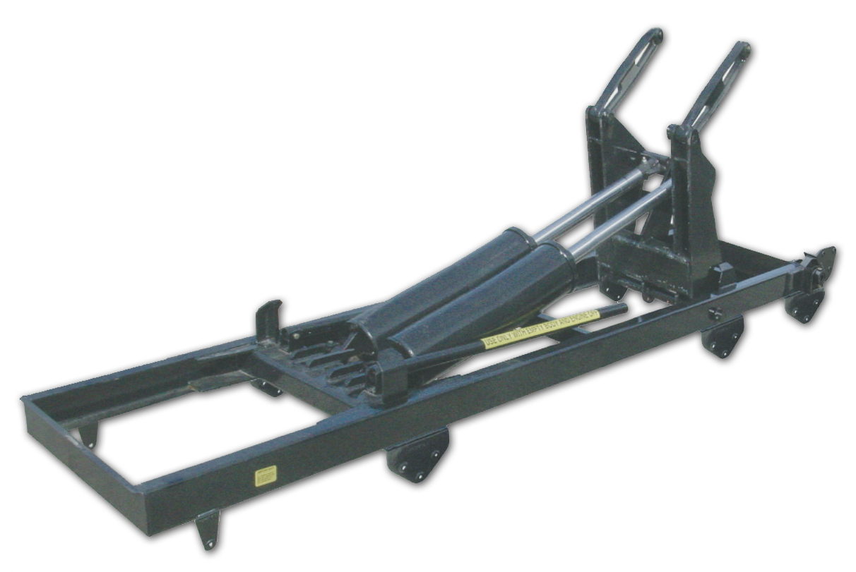 Champion - 8826SFDA | Uninstalled Twin Arm Underbody Subframe Hoist for Contractor Bodies