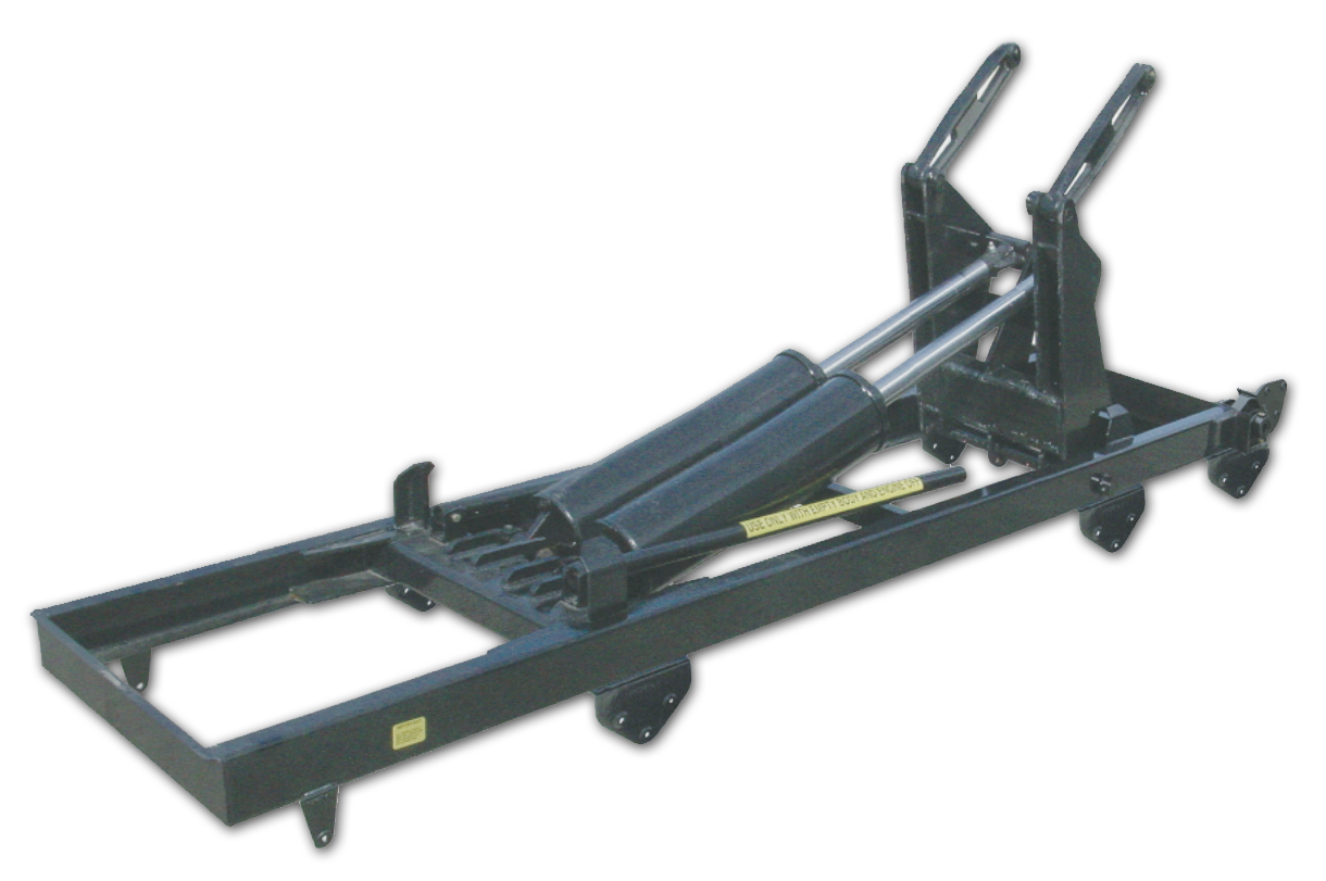 Champion - 7734SFDA | Uninstalled Twin Arm Underbody Subframe Hoist for Contractor Bodies