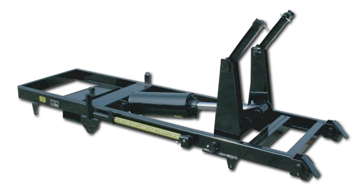 Champion - 820SFDA | Uninstalled Twin Arm Underbody Subframe Hoist for Contractor Bodies