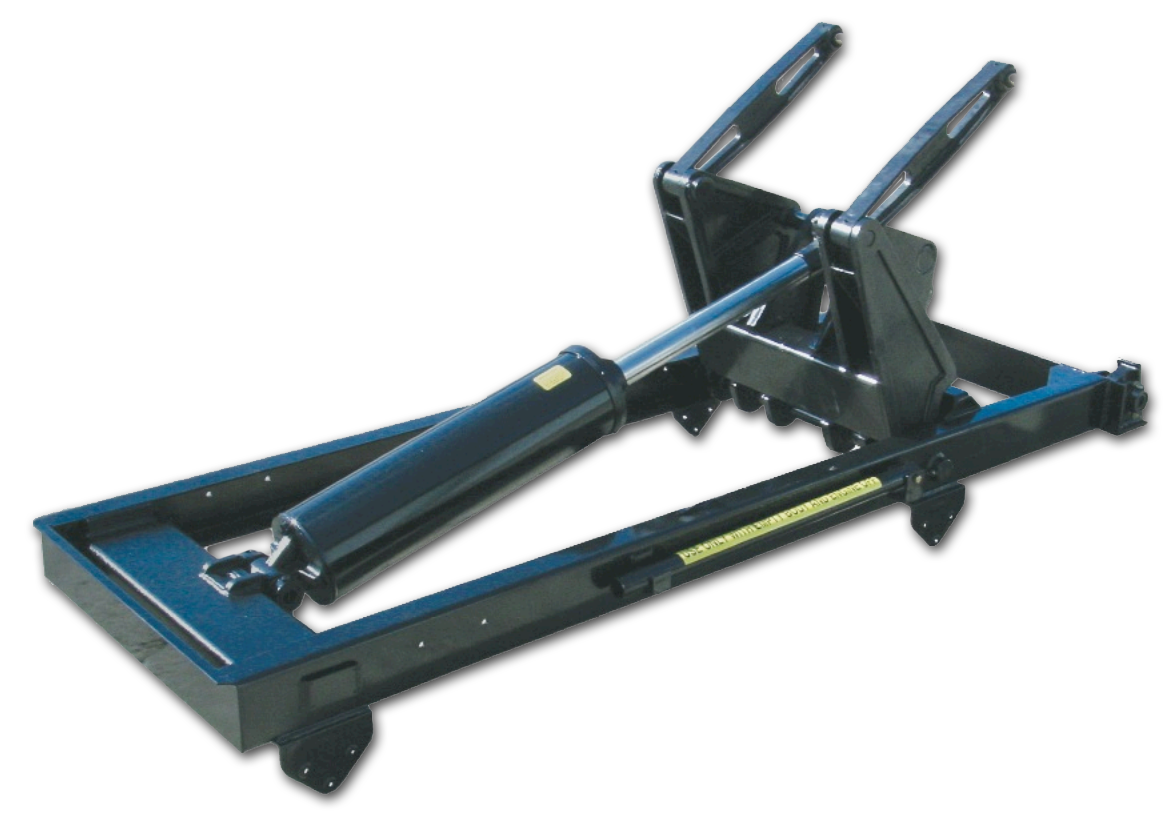 Champion - 826SFDA | Uninstalled Twin Arm Underbody Subframe Hoist for Contractor Bodies