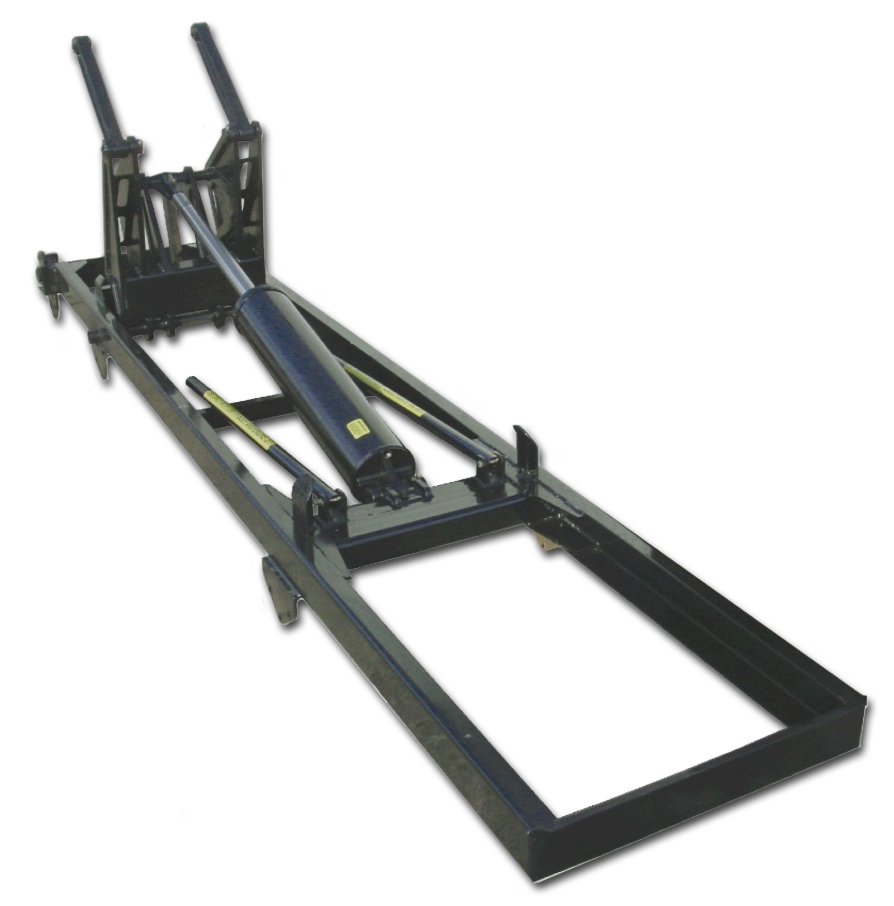 Champion - 834SFDA | Uninstalled Twin Arm Underbody Subframe Hoist for Contractor Bodies