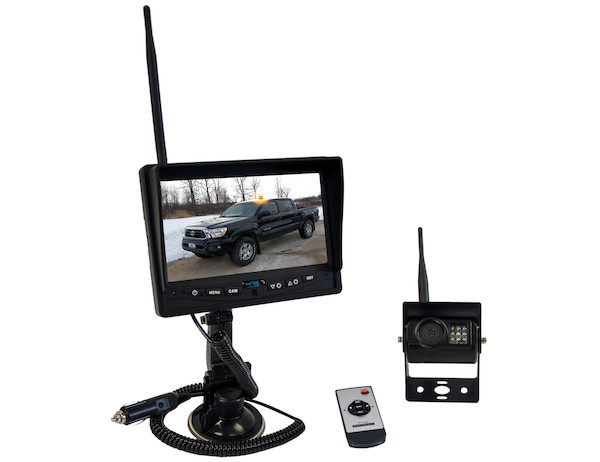 Wireless Rear Observation Camera System