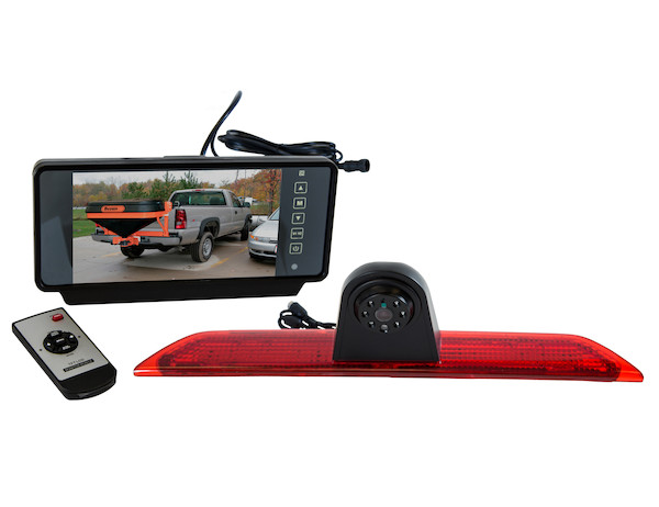 Rear Observation Camera System [Ford Transit]