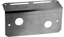 Buyers 8892255 - Black Surface Mounting Bracket