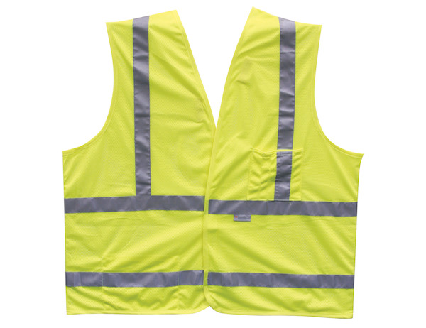 Lime Green Safety Vest (XL)