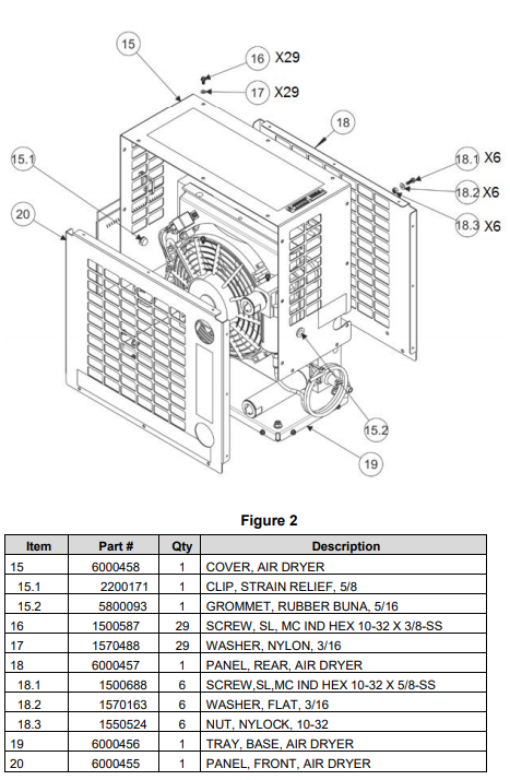 VMAC A800070 - 70 CFM Air Aftercooler on a c compressor diagram, fan diagram, compressor parts, compressor pump diagram, compressor engine diagram, freezer diagram, compressor troubleshooting diagram, compressor hose, hvac compressor diagram, compressor capacitor, compressor valve, basic refrigeration diagram, compressor piston, compressor clutch, compressor motor, compressor regulator diagram, viper 5704v remote start diagram, cooling diagram, voltage drop diagram, compressor plumbing diagram,