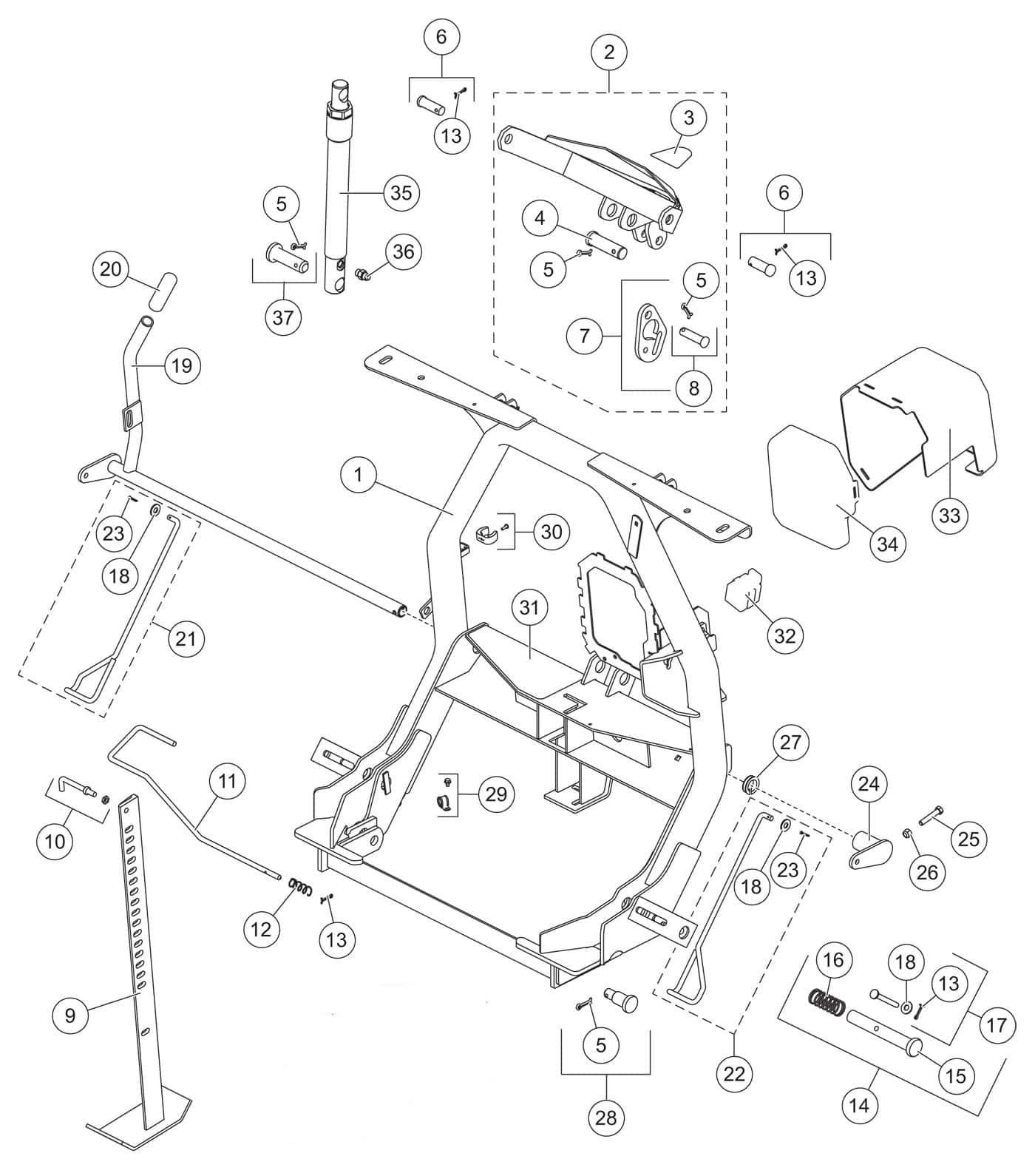 Fisher Hd2-hc - Hd2 Headgear Components