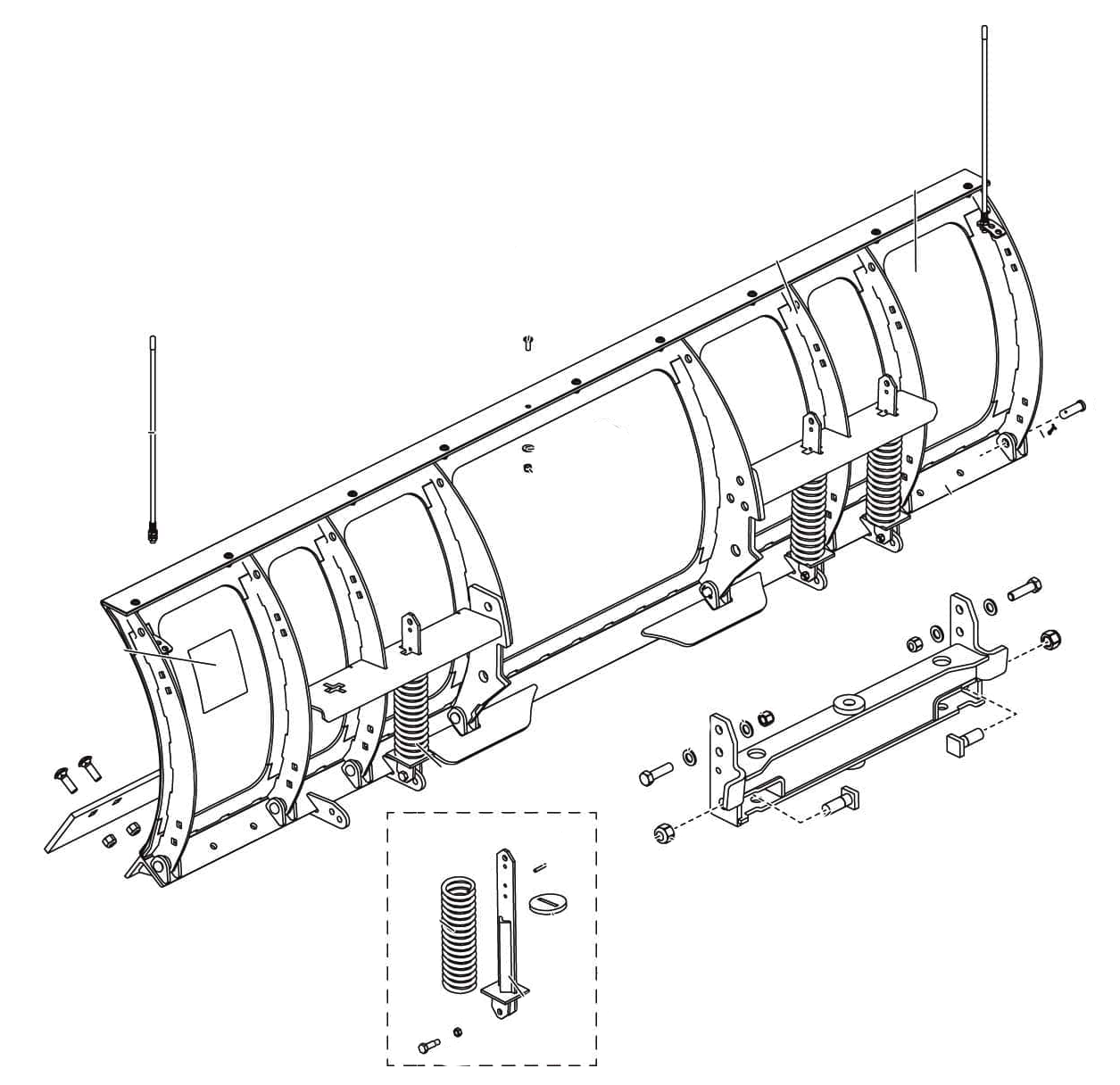 25 Fisher Plow Parts Diagram