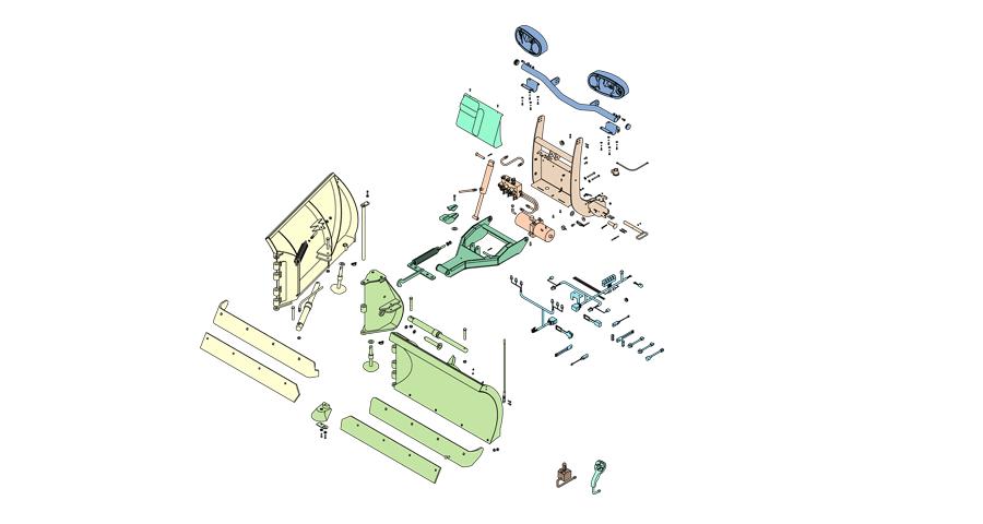 Snowplow Diagrams - BOSS Snowplow Parts & Diagrams - ITEParts.com on rt2 plow, buyers suv wiring diagram, farmall tractor wiring diagram,