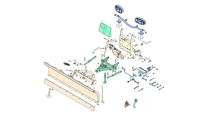 snowplow diagrams boss snowplow parts \u0026 diagrams iteparts com Boss V -Plow Wiring Diagram