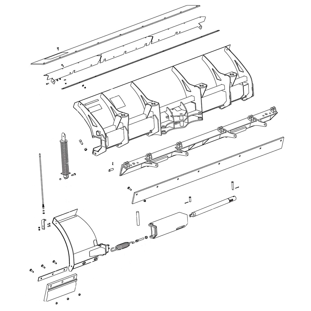 Parts and Diagrams - Fisher Snowplow Parts and Diagrams