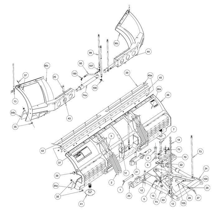 western conventional snow plow wiring diagram western snow