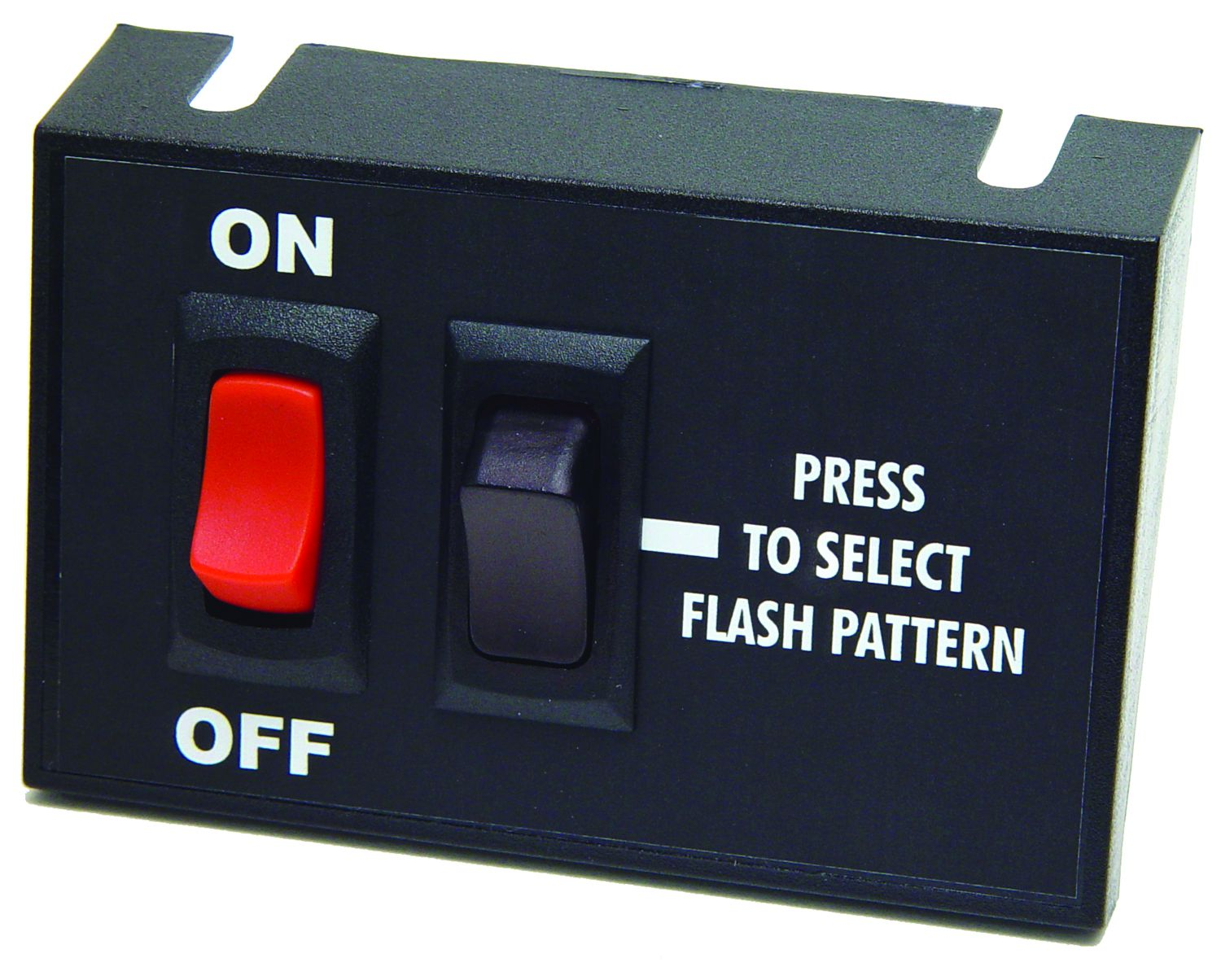 ECCO Lighting Switch: Universal Flash Pattern Control