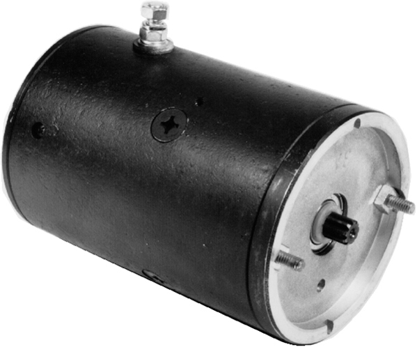 12V Regular Duty 9-Spline Shaft CW Motor [Maxon, Waltco, Anthony]